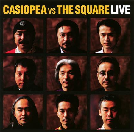 Casiopea - CASIOPEA vs THE SQUARE Live - Zortam Music