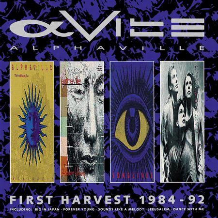 Alphaville - Alphaville 1st Harvest 1984-9 - Zortam Music