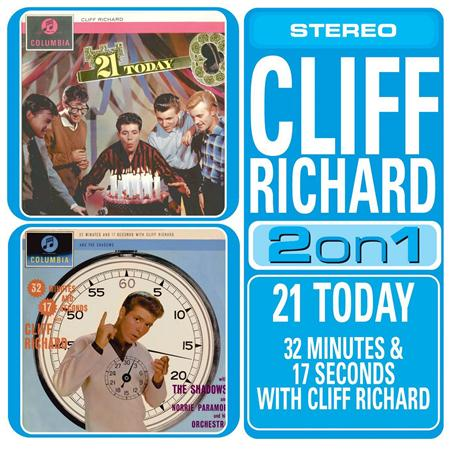 Cliff Richard - 21 Today32 Minutes And 17 Seconds With Cliff Richard - Zortam Music