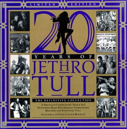 Jethro Tull - 20 Years Of Jethro Tull The Definitive Collection [radio Archives And Rare Tracks] [disc 1] - Zortam Music