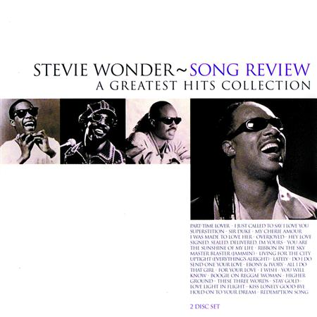 Stevie Wonder - Song Review A Greatest Hits Collection [disc 2] - Zortam Music
