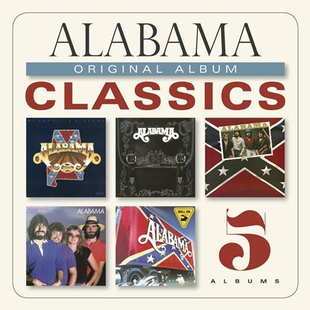 ALABAMA - Alabama Original Album Classics - Zortam Music