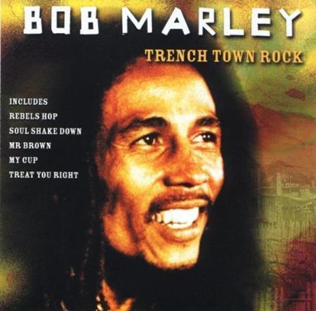 Bob Marley & The Wailers - Trenchtown Rock [disc 3] - Zortam Music