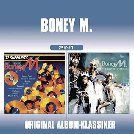 Boney M - The Collection - cd 3 - The Best 12
