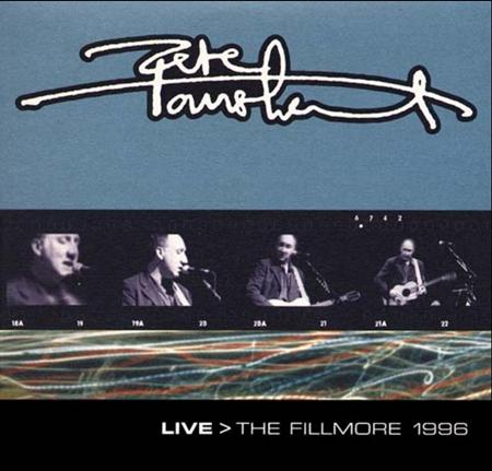 Pete Townshend - Live The Fillmore 1996 [disc 1] - Zortam Music