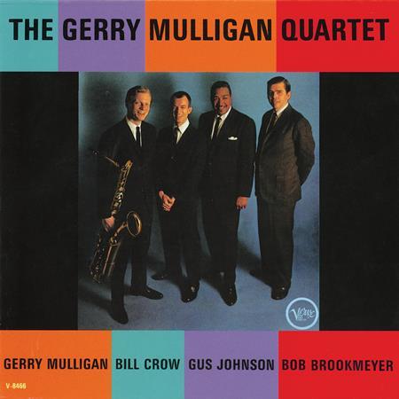 Gerry Mulligan - The Gerry Mulligan Quartet - Zortam Music