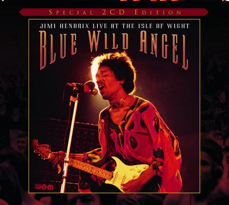 Jimi Hendrix - Jimi Hendrix Blue Wild Angel Live At The Isle Of Wight [disc 1] - Zortam Music