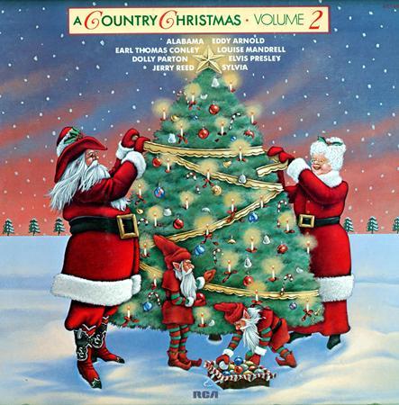 Elvis Presley - Country Christmas, Vol. 2 - Zortam Music