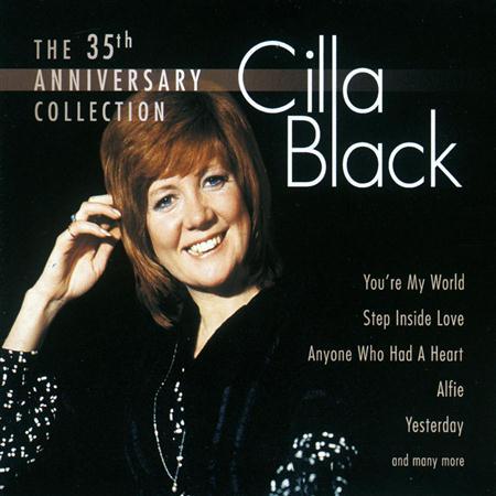 Cilla Black - 35th Anniversary Collection - Zortam Music