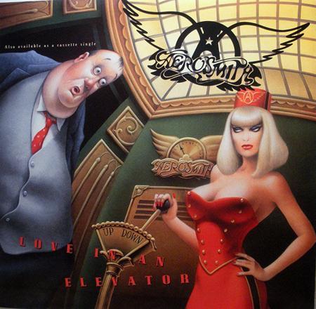 Aerosmith - Love In an Elevator - Zortam Music