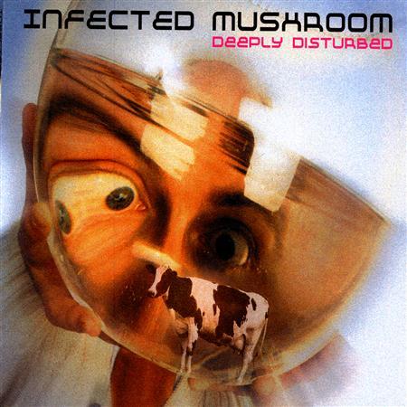 Infected Mushroom - Deeply Disturbed CDS - Zortam Music