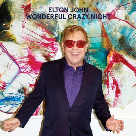 Elton John - Wonderful Cracy Night - Zortam Music