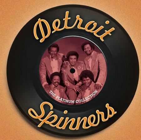 The Detroit Spinners - The Platinum Collection - Zortam Music