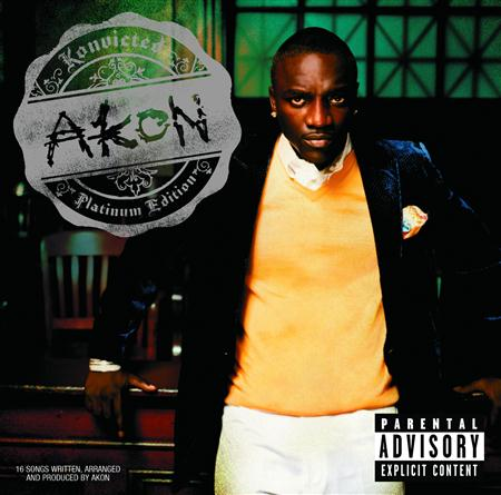 Akon - Konvicted: Platinum Edition - Zortam Music