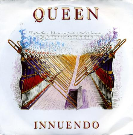 Queen feat. David Bowie - Innuendo (Single) - Zortam Music