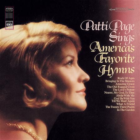 Patti Page - Patti Page Sings America