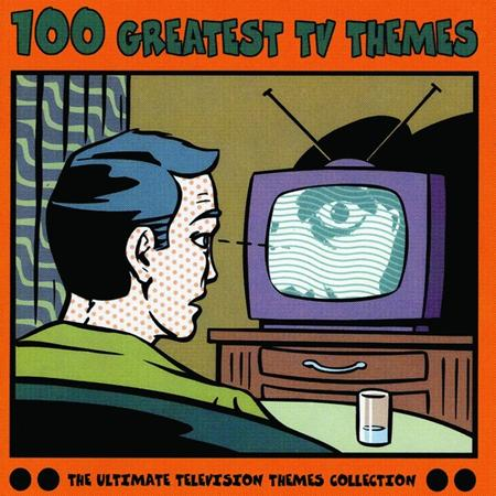 Various Artists - 100 Greatest TV Themes Disc 4 - Zortam Music