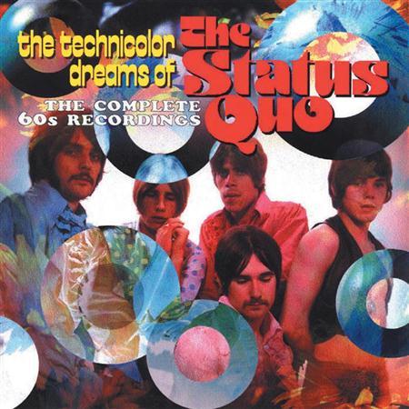 Status Quo - The Technicolour Dreams Of The Status Quo: The Complete 60s Recordings - Zortam Music
