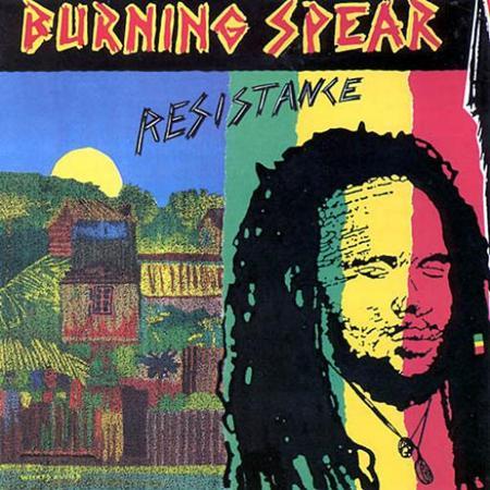 Burning Spear - Resistance (Reissue 1999) - Zortam Music
