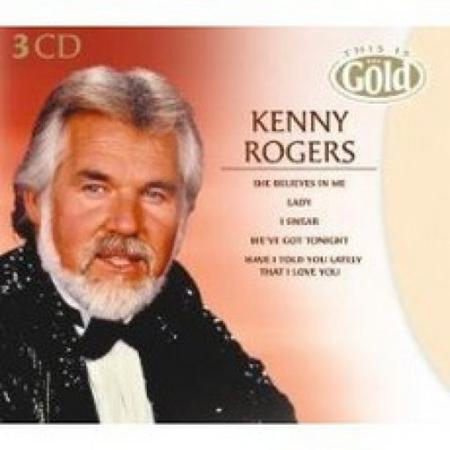 KENNY ROGERS - This Is Gold [disc 1] - Zortam Music