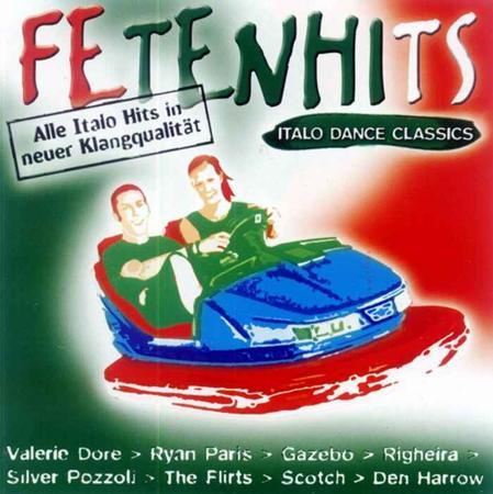 Eddy Huntington - Fetenhits Italo Dance Classics [disc 1] - Zortam Music