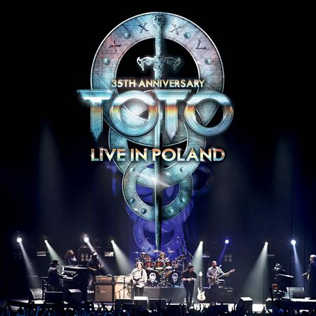 Toto - 35th Anniversary Live In Poland [disc 1] - Zortam Music