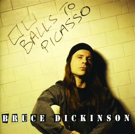 Bruce Dickinson - Balls To Picasso (2005 2CD Expanded Edition) - Zortam Music