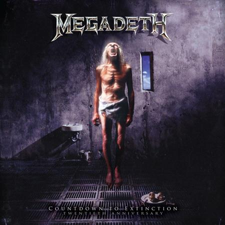 Megadeth - Countdown to Extinct - Zortam Music