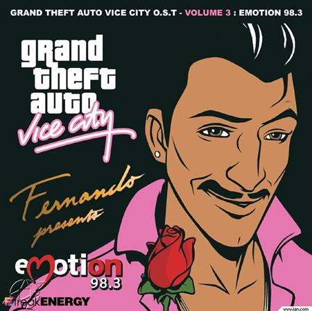 Various Artists - Grand Theft Auto Vice City, Vol. 3 Emotion 98.3 - Zortam Music