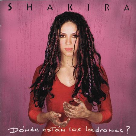 Shakira - Dsnde Estan los Ladrones - Zortam Music