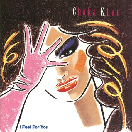 Chaka Khan - I Feel For You (UK 12