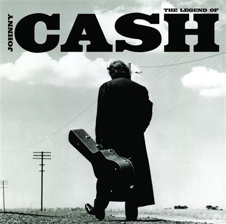 Johnny Cash - The Legend Of Johnny Cash [2 LP] - Zortam Music