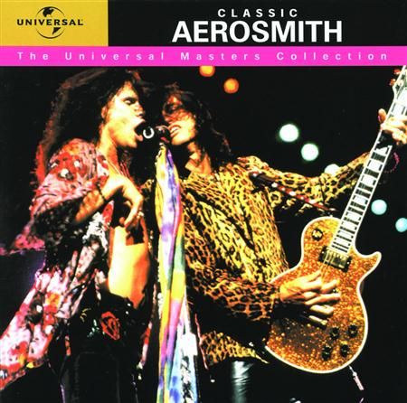 Aerosmith - Classic Aerosmith The Universal Masters Collection - Zortam Music