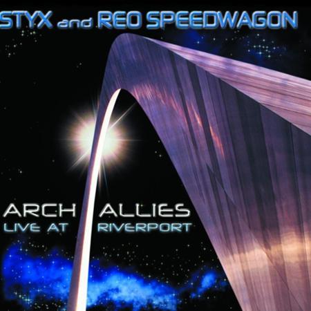 REO Speedwagon - Arch Allies Live At Riverport [disc 2] - Zortam Music