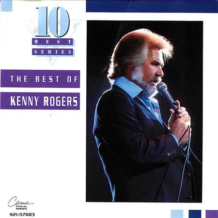 KENNY ROGERS - 10 Best Series The Best Of Kenny Rogers - Zortam Music