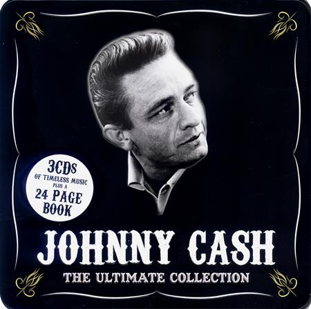 Johnny Cash - The Ultimate Collection D1 - Zortam Music