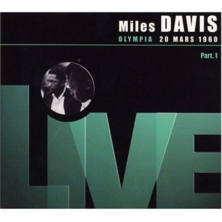 Miles Davis - Olympia Paris 21 Mars 1960 Part 2 - Zortam Music