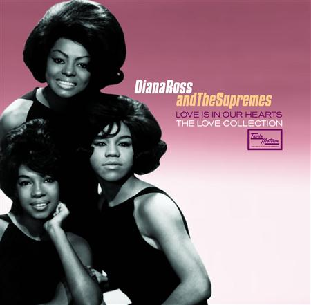 Diana Ross & the Supremes - Love Is In Our Hearts -The Love Collection - Zortam Music