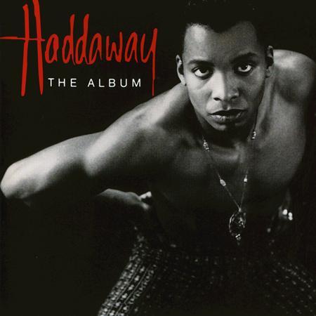 Haddaway - The Album (Haddaway album) - Zortam Music