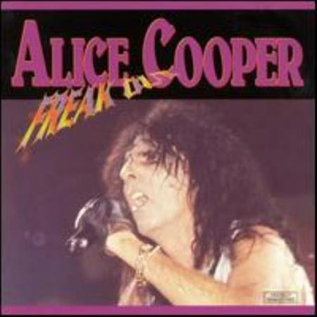 Alice Cooper - Freak Out Song - Zortam Music