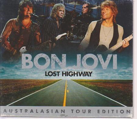 Bon Jovi - Lost Highway Japan Tour Edition [disc 2] - Zortam Music