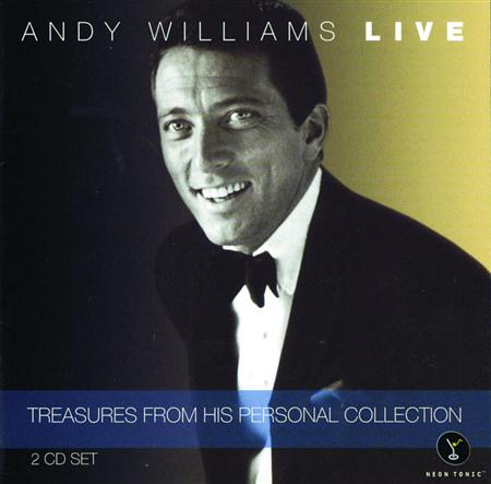 Andy Williams - Andy Williams Live [disc 2] - Zortam Music