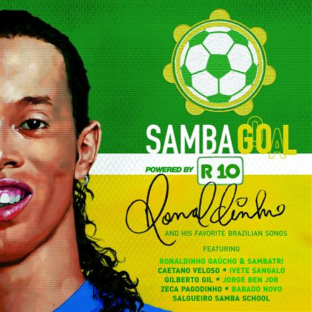 Alcione - Samba Goal - Powered By R10 - Zortam Music