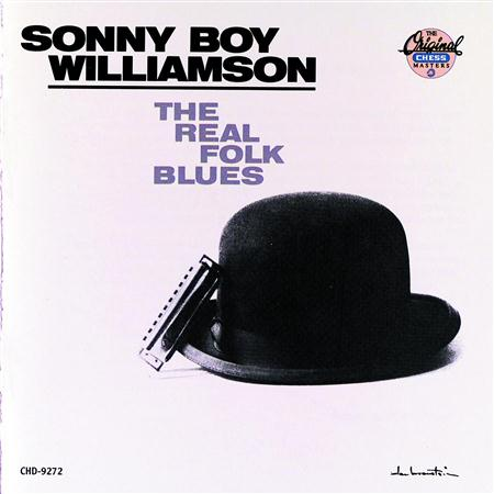 Sonny Boy Williamson - The Real Folk Blues - Zortam Music