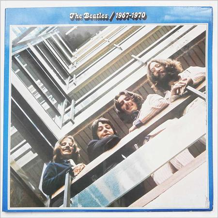 The Beatles - 1967-1970 (blue) CD#1 - Zortam Music