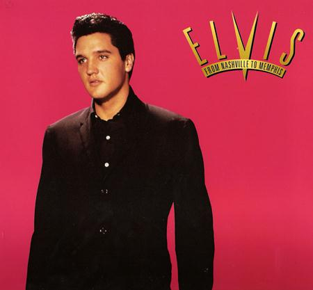 Elvis Presley - From Nashville To Memphis The Essential