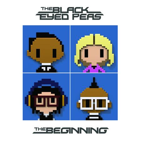 Black Eyed Peas - The Beginning (Deluxe Edition) (Disc 1) - Zortam Music