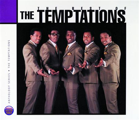 The Temptations - Temptations, The - Anthology - Zortam Music