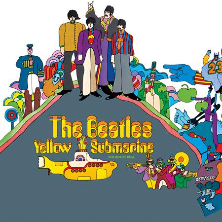 The Beatles - Yellow Submarine [Stereo Box] - Zortam Music