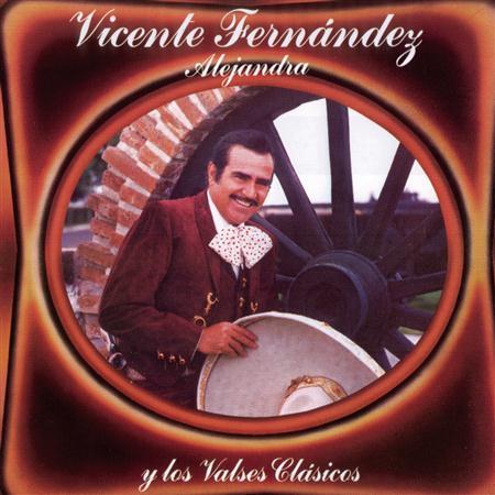 Vicente Fernandez - Valses del Recuerdo - Zortam Music